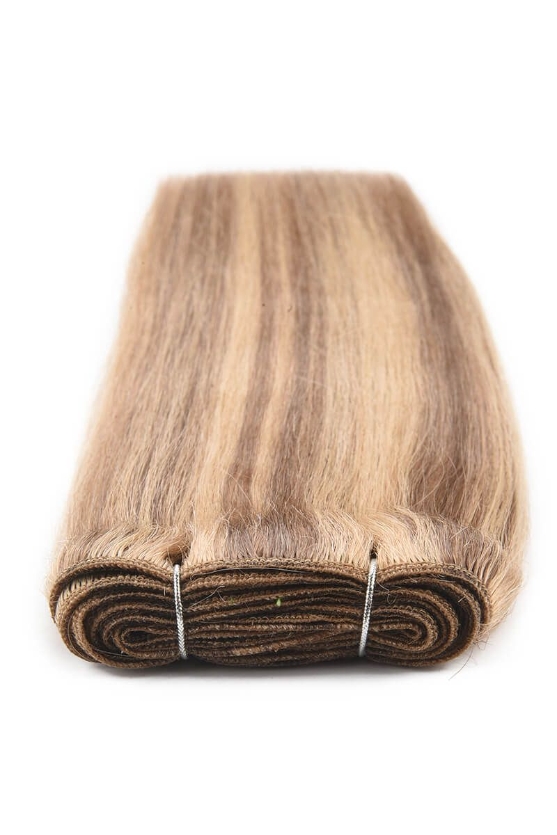 "INDIO Weft 22"" Tanned Blonde P10/16"