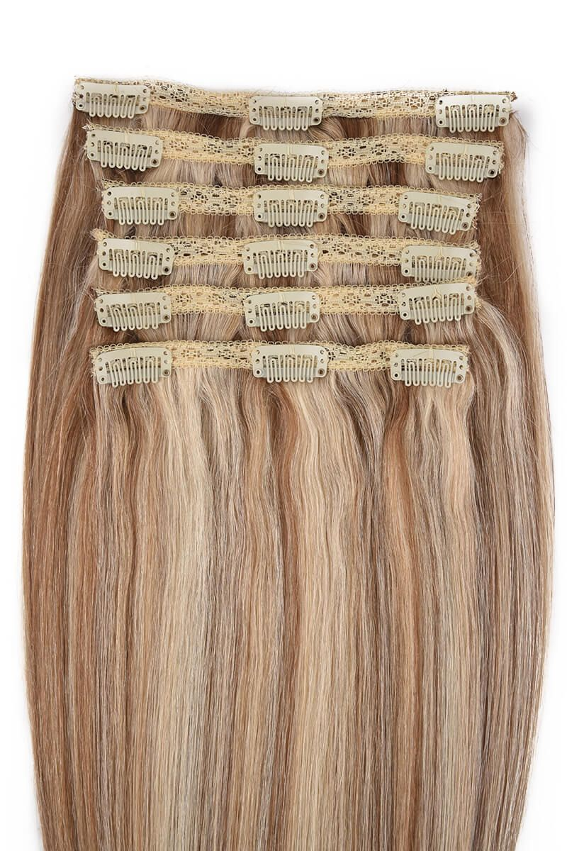 "18"" Khroma ClipIn Dirty Blonde P10/16/613"