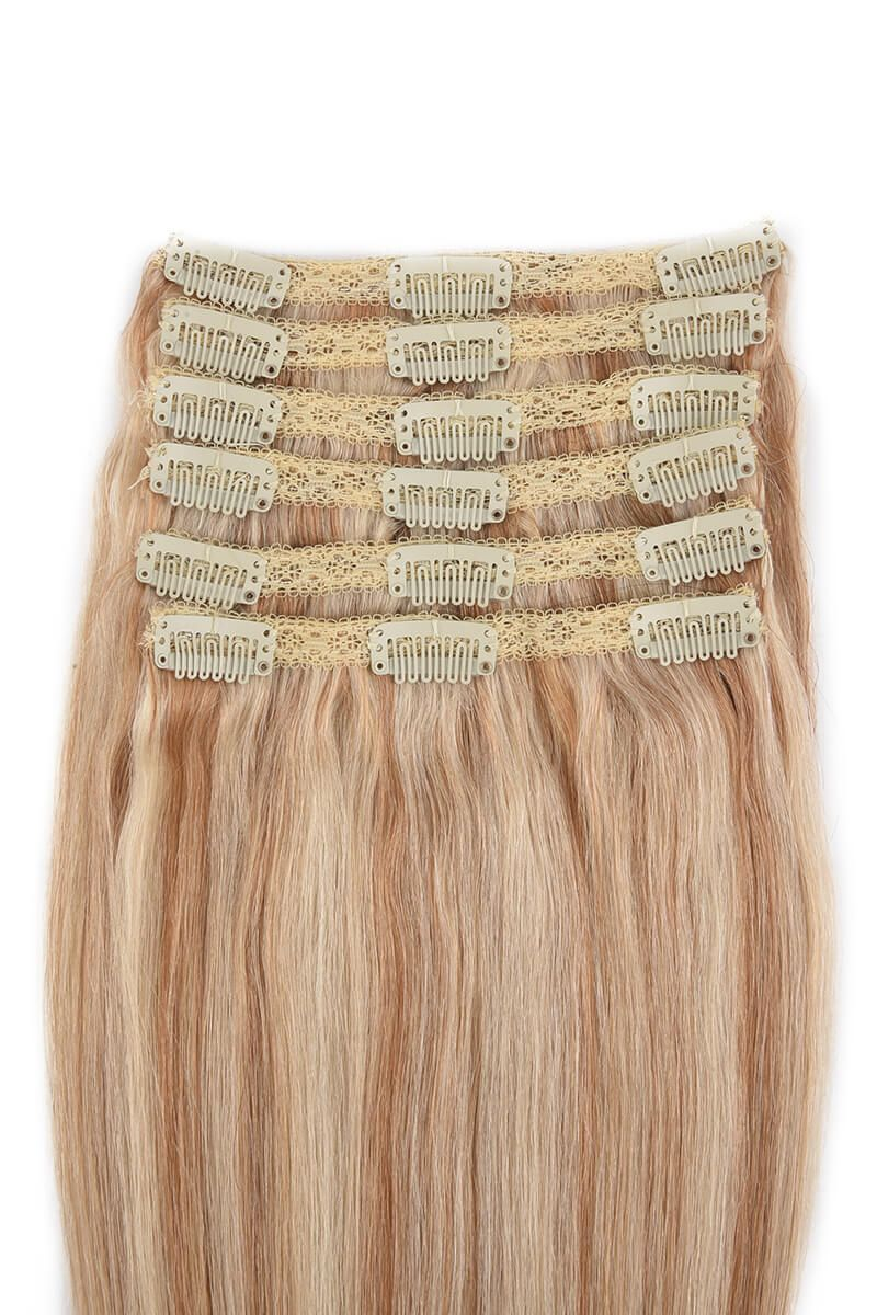 "ClipIn 20"" Boho Blonde P27/613"