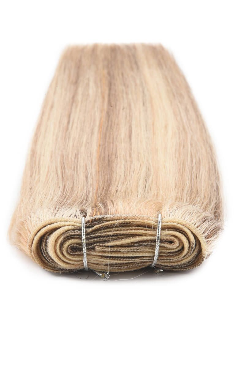 "Weft 18"" Dirty Blonde P10/16/613"