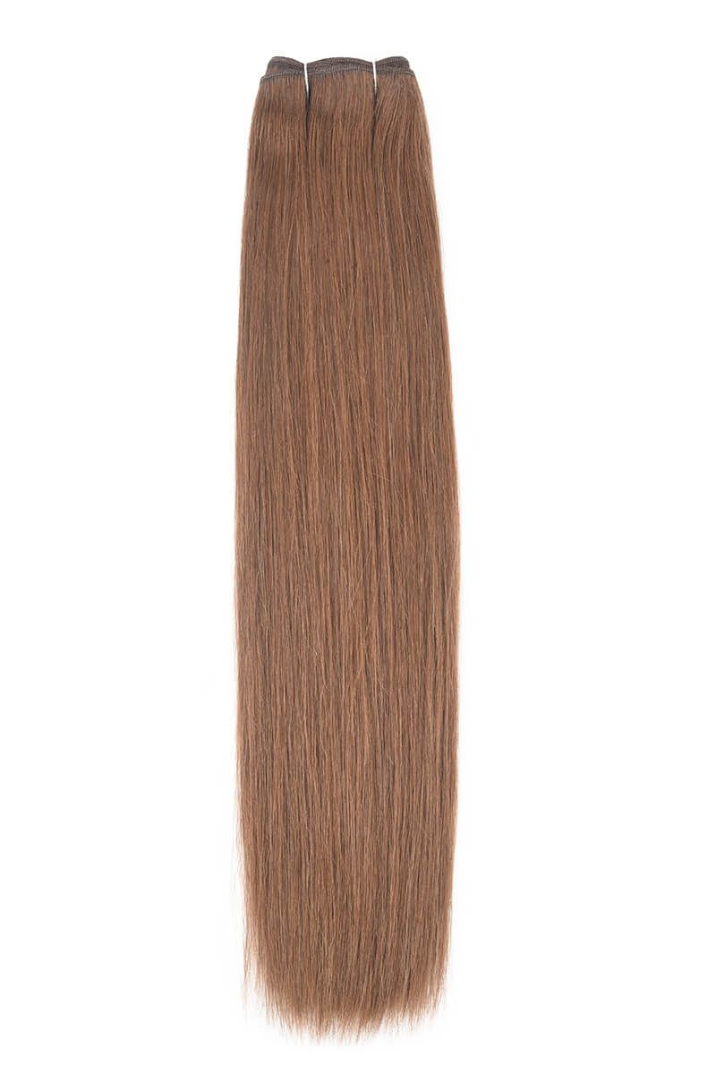 "18"" Remy Couture Warm Brown 5"