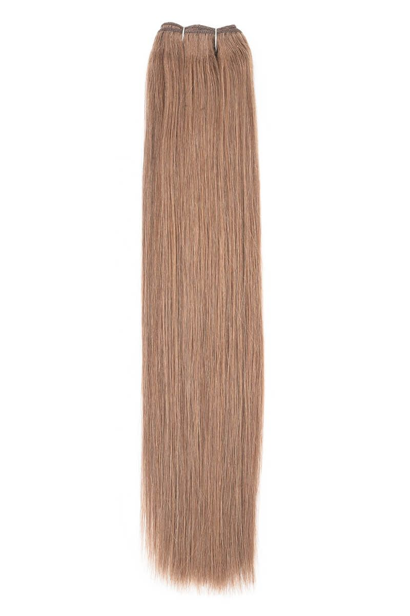 Human Hair Colour Swatch Sandy Brown 10