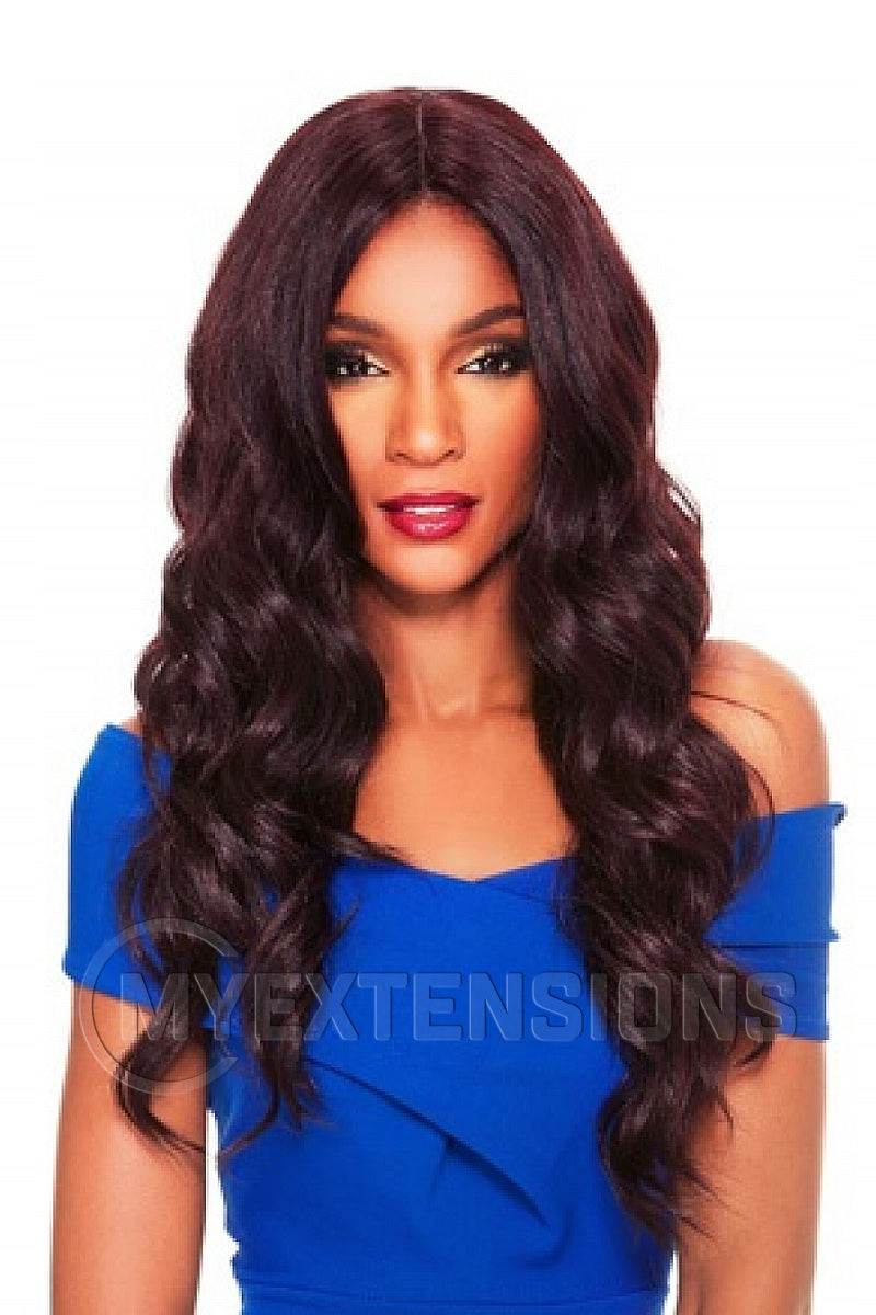 Chrissy Synthetic Lace Front