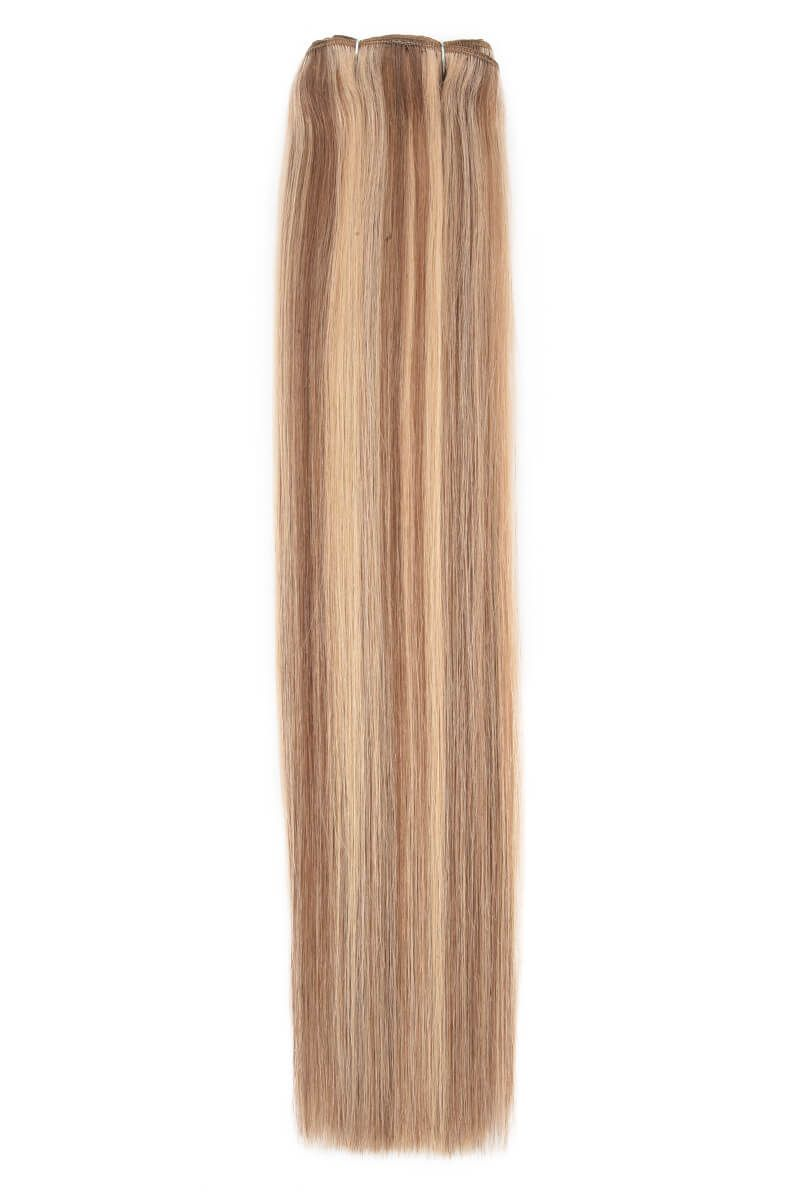 Human Hair Colour Swatch Tanned Blonde P10/16