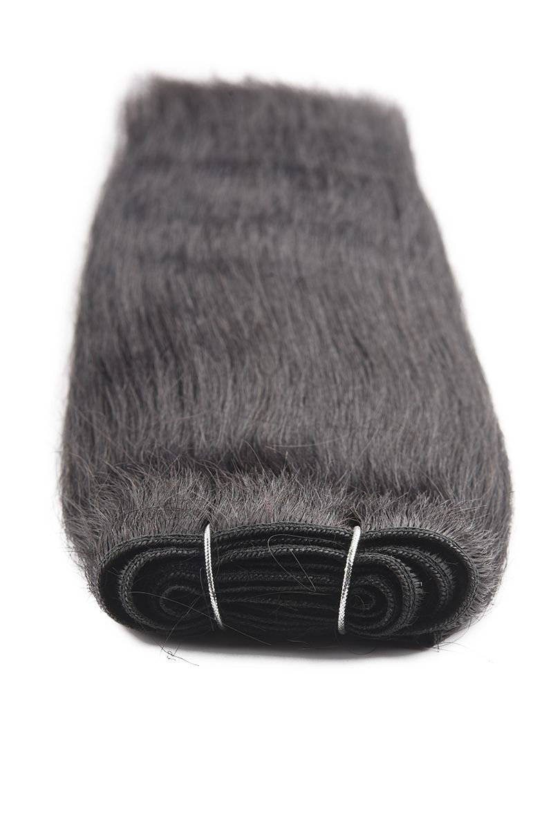 "18"" Khroma Natural Black 1B Weft"