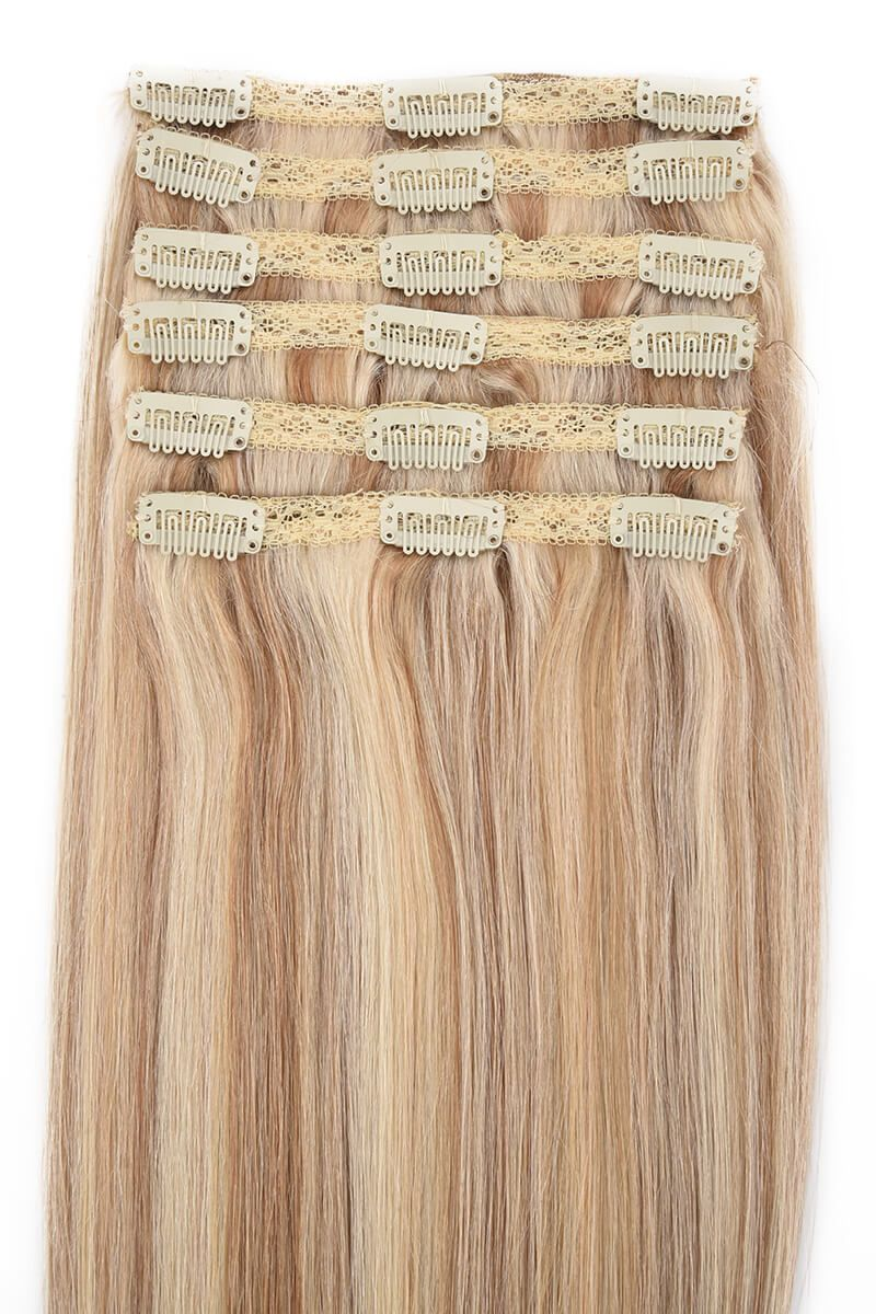 "18"" Khroma ClipIn Champagne Blonde P18/613"