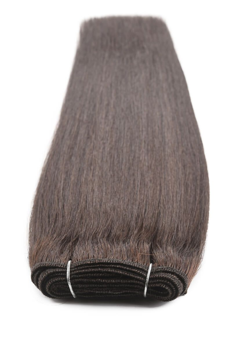 "POSE Weft 18"" Choc Brown 4"