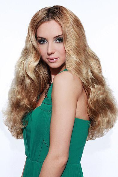 "18"" Hair Couture 150g Champagne Blonde P18/613"