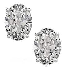 PLATINUM 950 OVAL. Choose From 0.25 CTW To 10.00 CTW