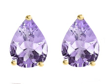 14 KARAT YELLOW GOLD ALEXANDRITE PEAR. Choose From 0.25 CTW To 10.00 CTW