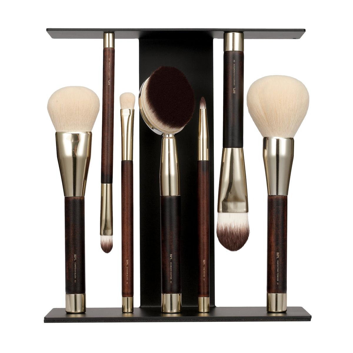 MAGNETIC BEAUTY COLLECTION: Standing Metal Brush Frame