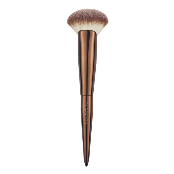 The Bronze Contour Fan Brush