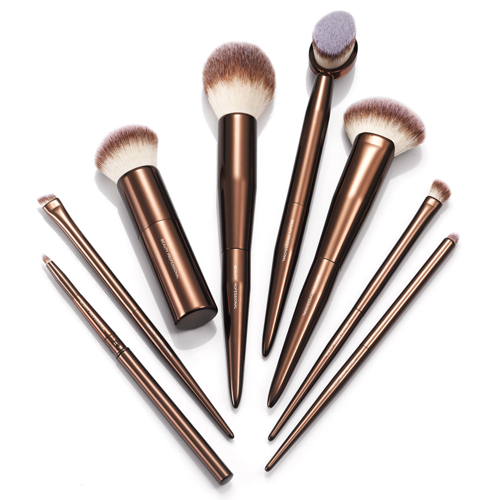 THE LIMITED EDITION SHADE & GLOW BRUSH COLLECTION