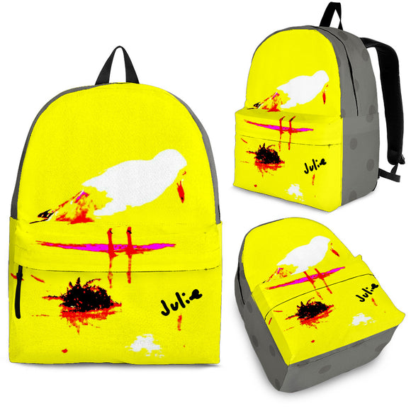 WALK A MILE IN MY SHOES BACKPACKS & CAMERA BAGS
