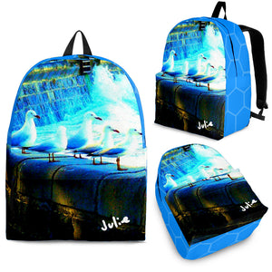 TAKE A WALK ON THE WILD SIDE BACKPACKS & CAMERA BAG