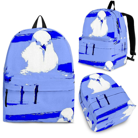 BLUE IS ME BACKPACKS & CAMERA BAGS