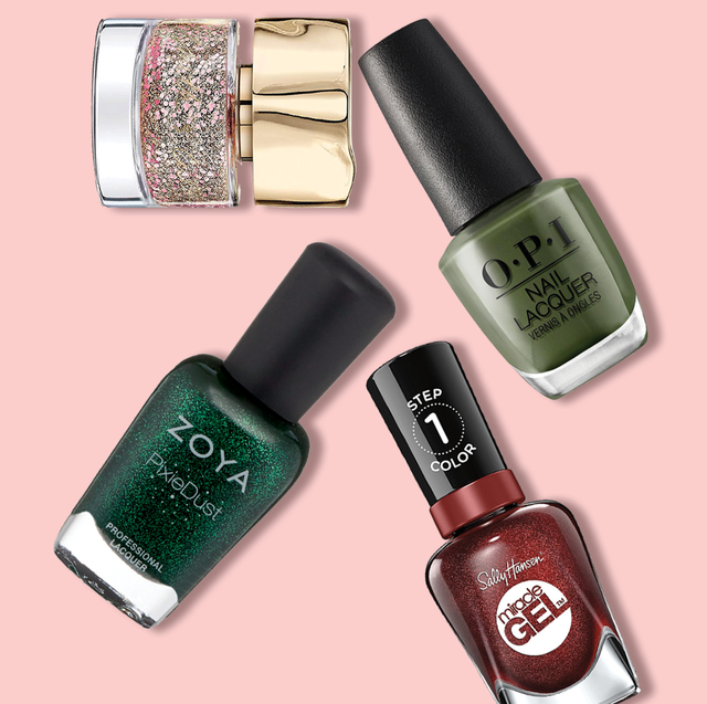 The 15 Best Christmas Nail Colors for 2021