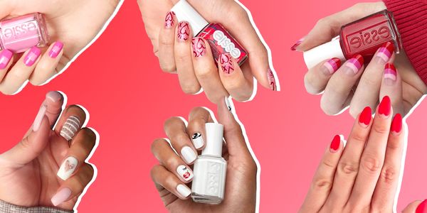 The 16 Best Nail Art Ideas for Valentine 2021