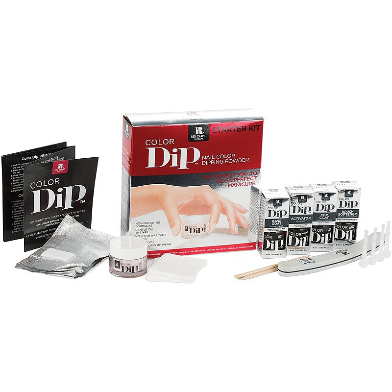 Dip Color Kit by Red Carpet Manicure