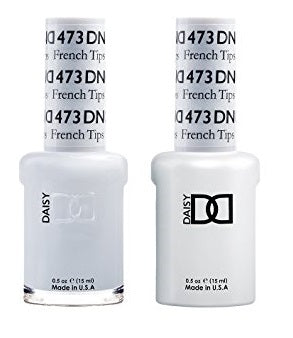 DND Nail Polish White