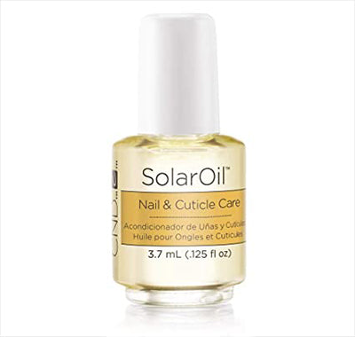 CND solar nail oil and cuticle conditioner