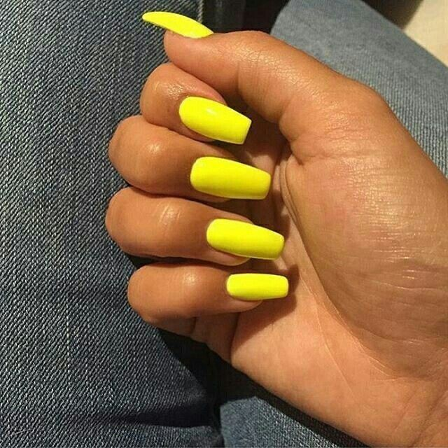 Yellow – Rare but attractive
