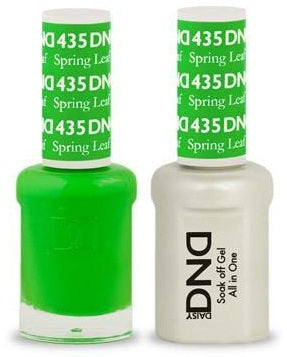 DND Nail Polish Green