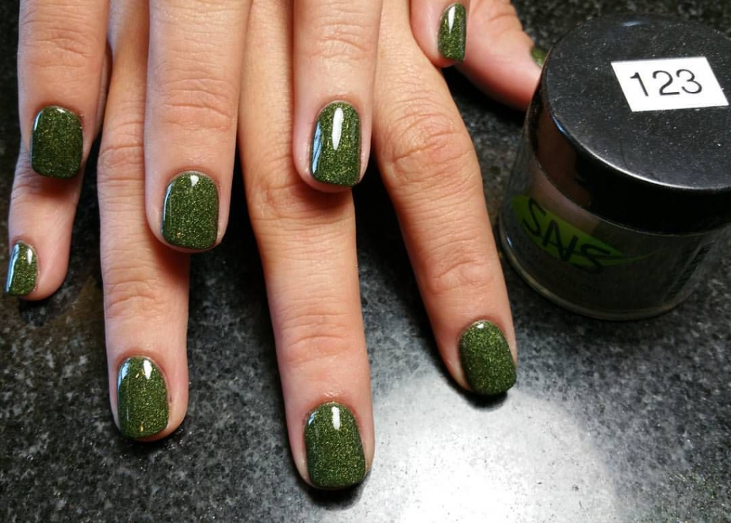 Green – A natural feel