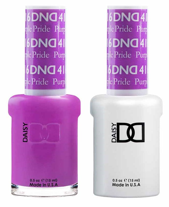 DND Nail Polish Purple