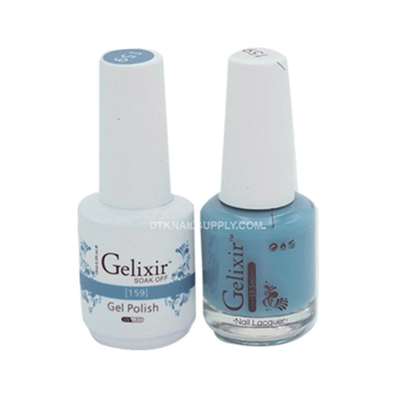 Gelixir 159 - Gel Nail Polish 0.5 oz