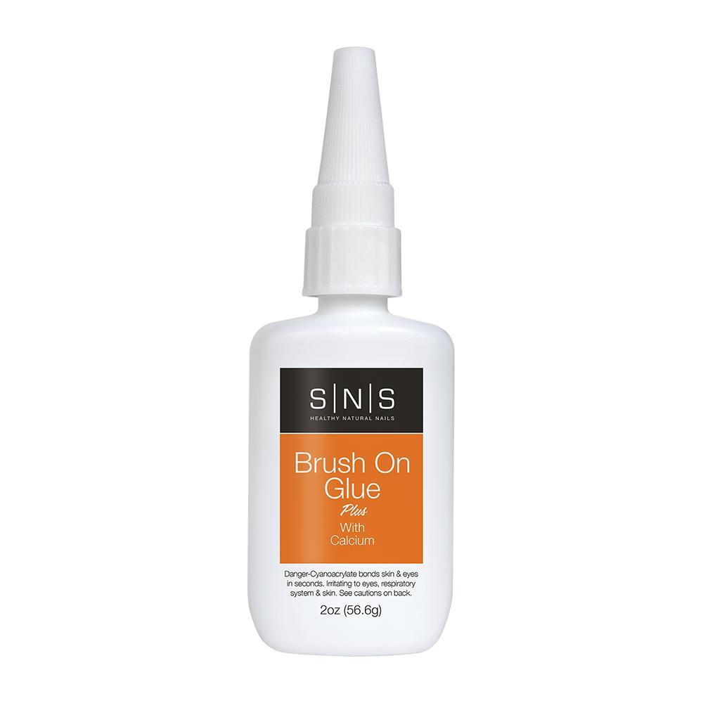 SNS Brush On Glue - Dipping Essential 2oz