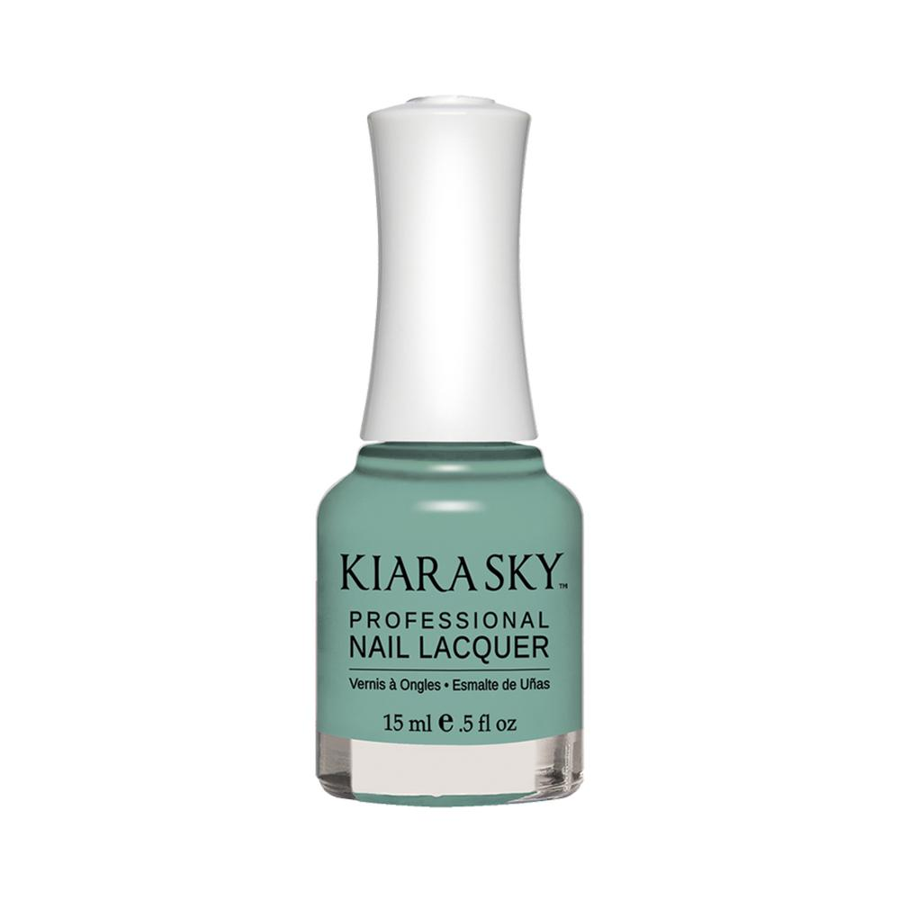 Kiara Sky N493 The Real Teal - Nail Lacquer