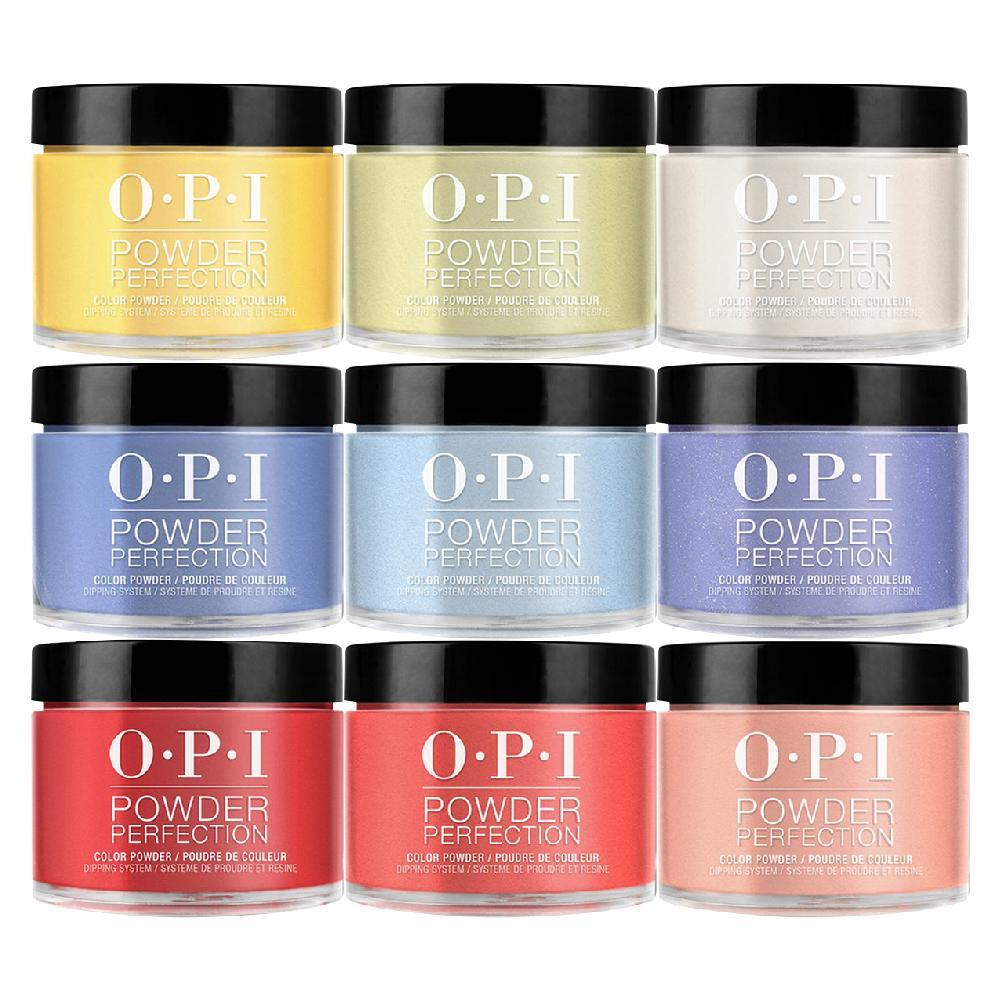 OPI Dipping Powder 51 New Colors