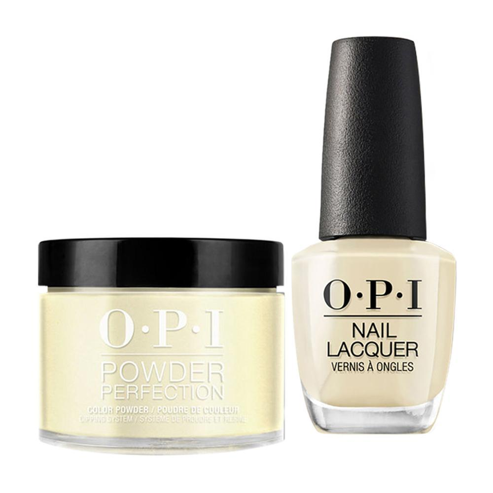 OPI - Dip & Lacquer Combo -  T73 One Chic Chick