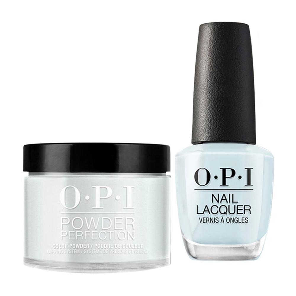 OPI - Dip & Lacquer Combo -  T75 It's a Boy!