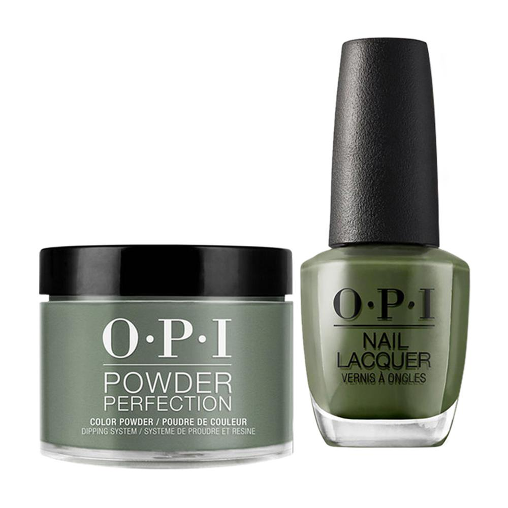 OPI - Dip & Lacquer Combo -  W55 Suzi - The First Lady of Nails