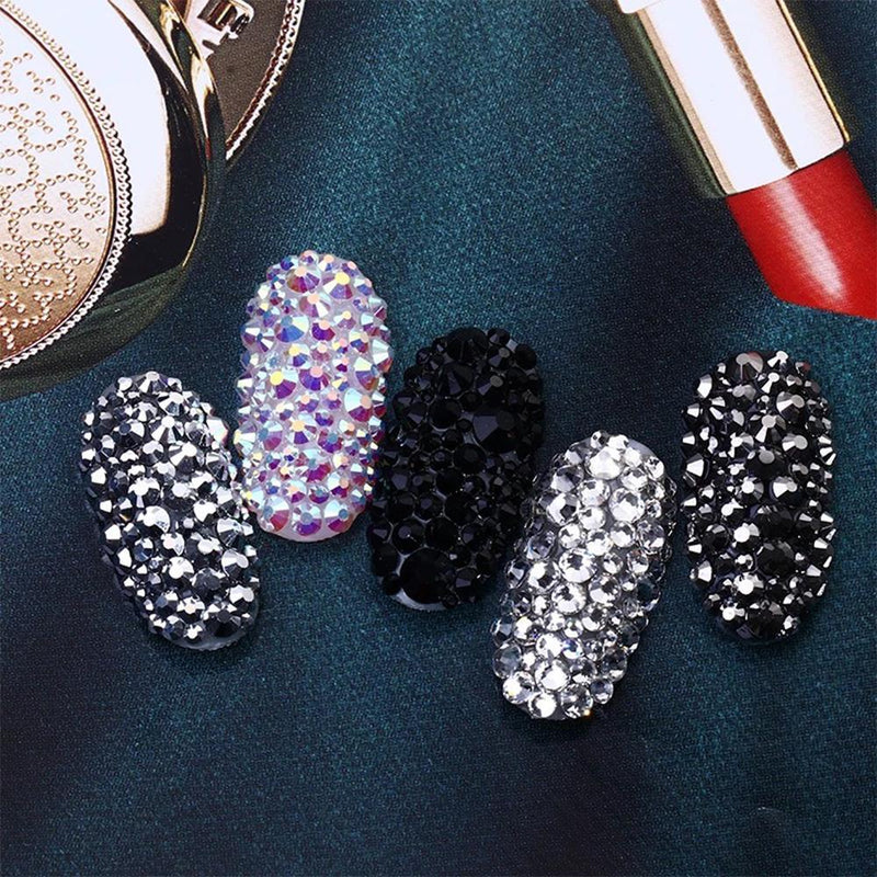 LDS Rhinestones For Nail Art 6