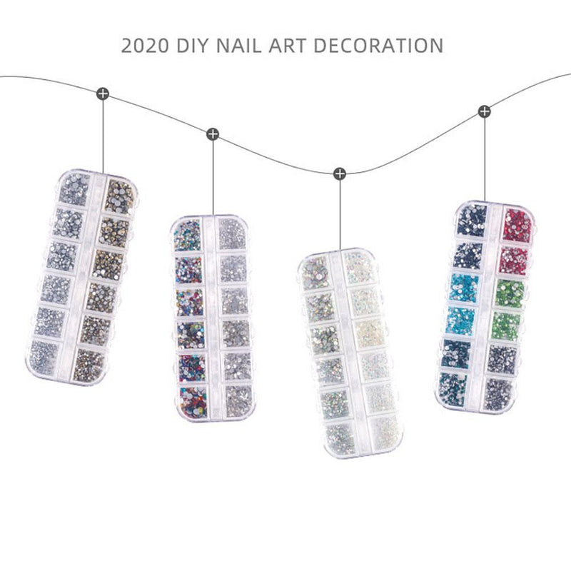 LDS Rhinestones For Nail Art 7