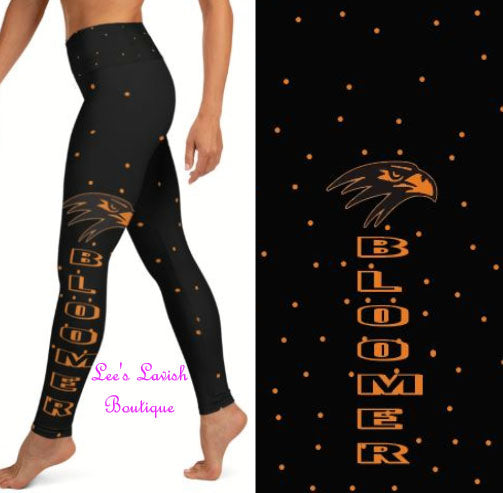 Bloomer Custom Leggings