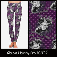 Glorious Morning Custom Leggings