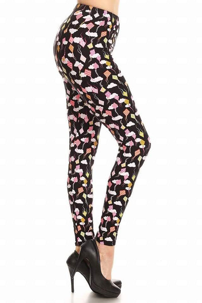 Flying Kite Leggings