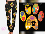 Dog's Life Custom Legging Pre-Order *Kids & Adult (Closes 9PM CST 2/25/20)