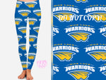 Rice Lake Warrior Plaid Custom Leggings *Kids & Adult