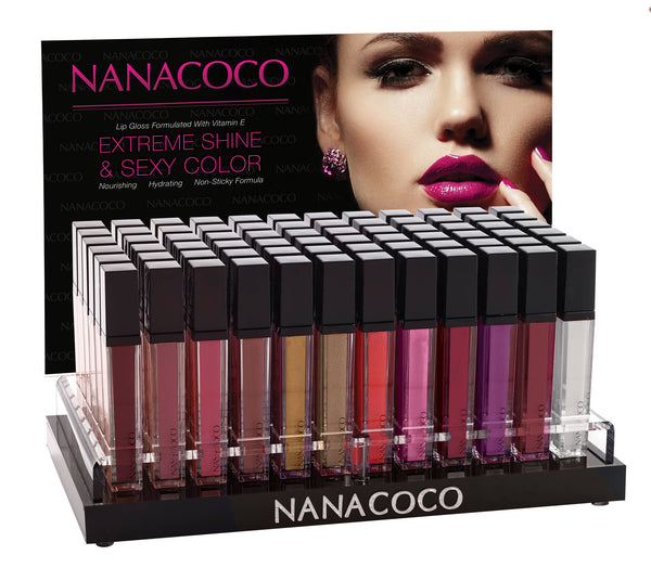 Nanacoco Signature Lipgloss *Mulitple Color Options