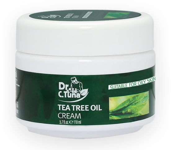 Dr. C. Tuna Tea Tree Oil Cream (110ML)