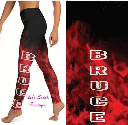 Bruce Custom Leggings