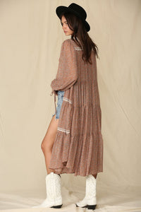 The Chloee Duster Dress