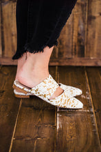 Load image into Gallery viewer, Matisse Berlin Shoe in Gold Spot