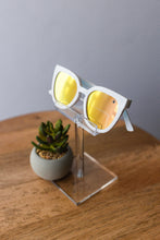 Load image into Gallery viewer, American Bonfire Darlin' Sunglasses in White