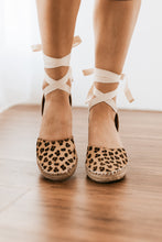 Load image into Gallery viewer, Matisse Firefly Wedge in Leopard